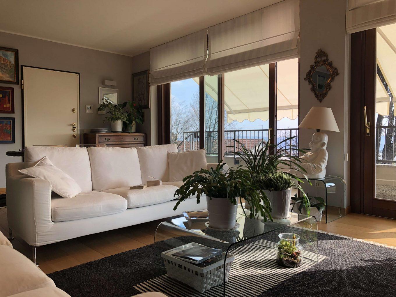 Comerio: raffinata villa singola con vista sul Lago di Varese