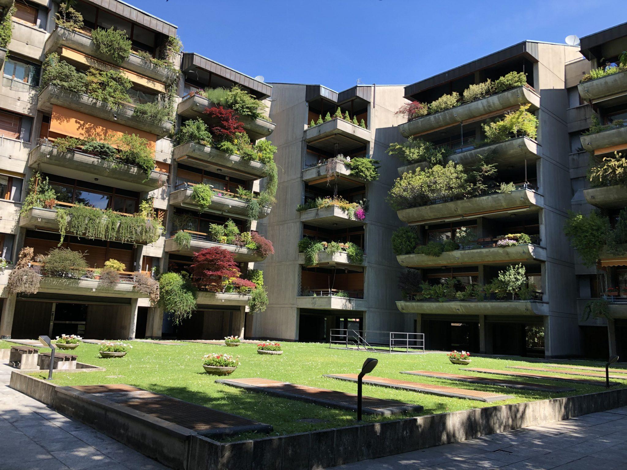 Varese Centro: prestigioso attico in contesto esclusivo