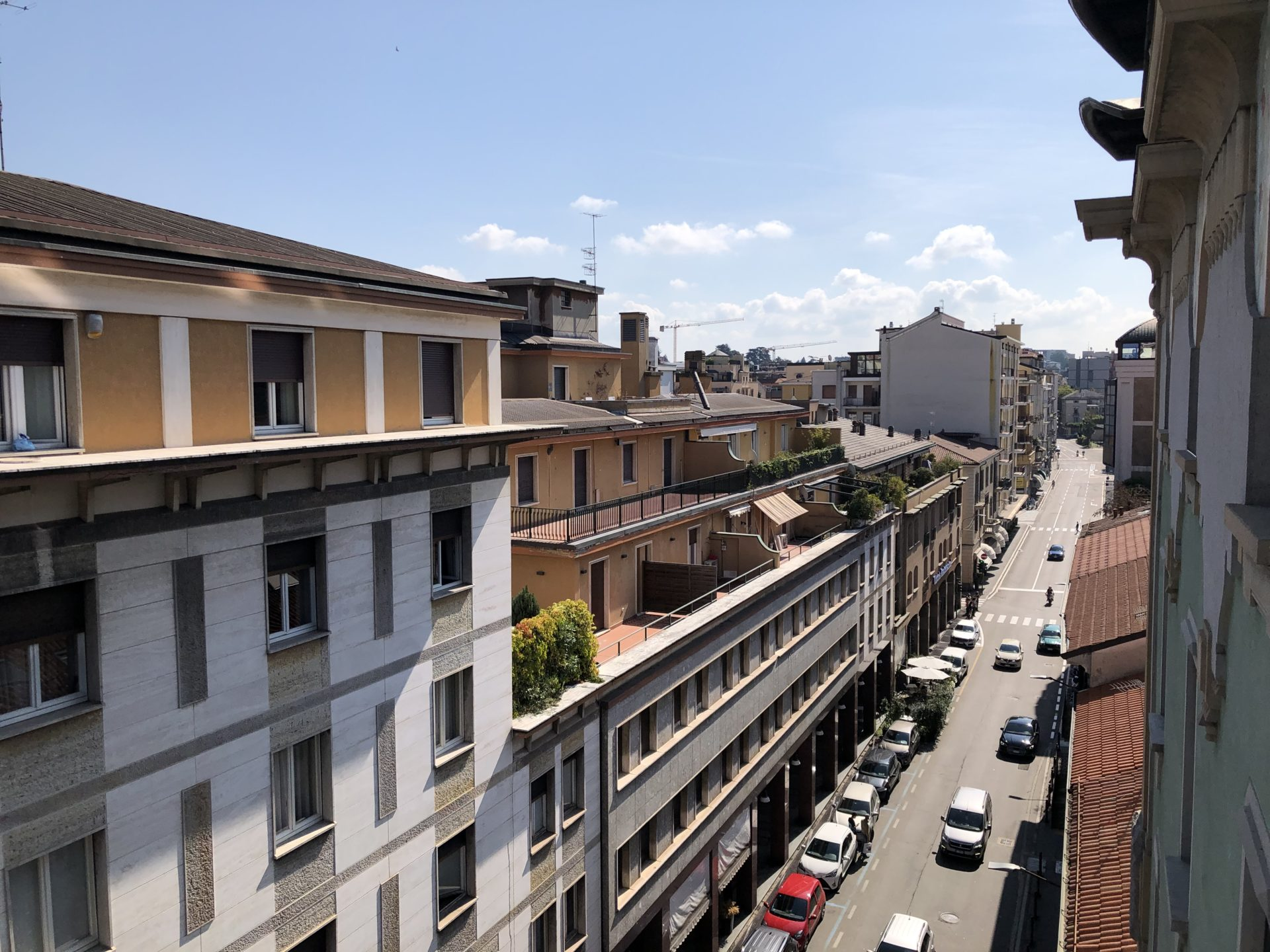 Varese Centro: ampio, raffinato ed elegante bilocale con box