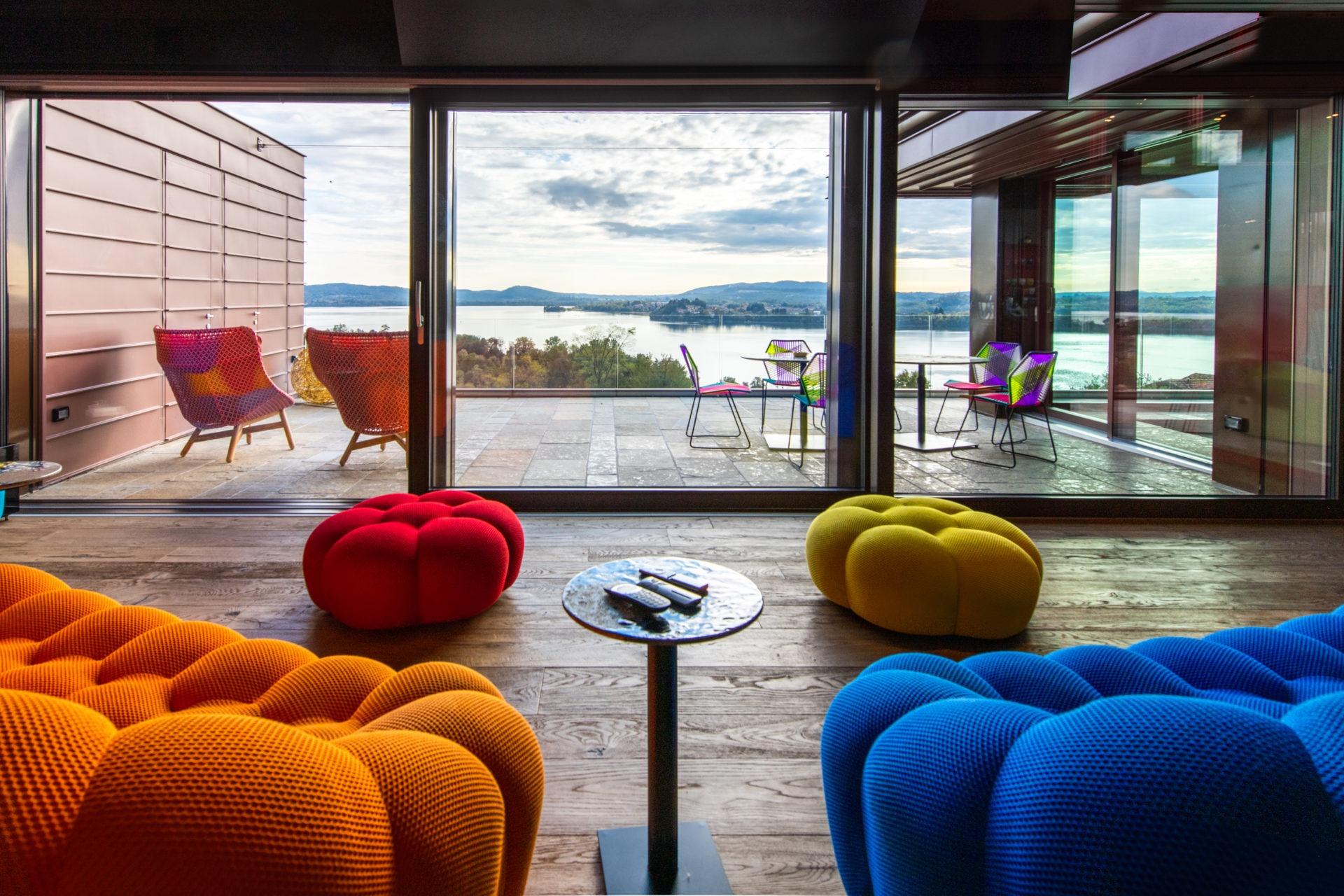Gavirate: esclusiva villa con incantevole vista sul Lago di Varese