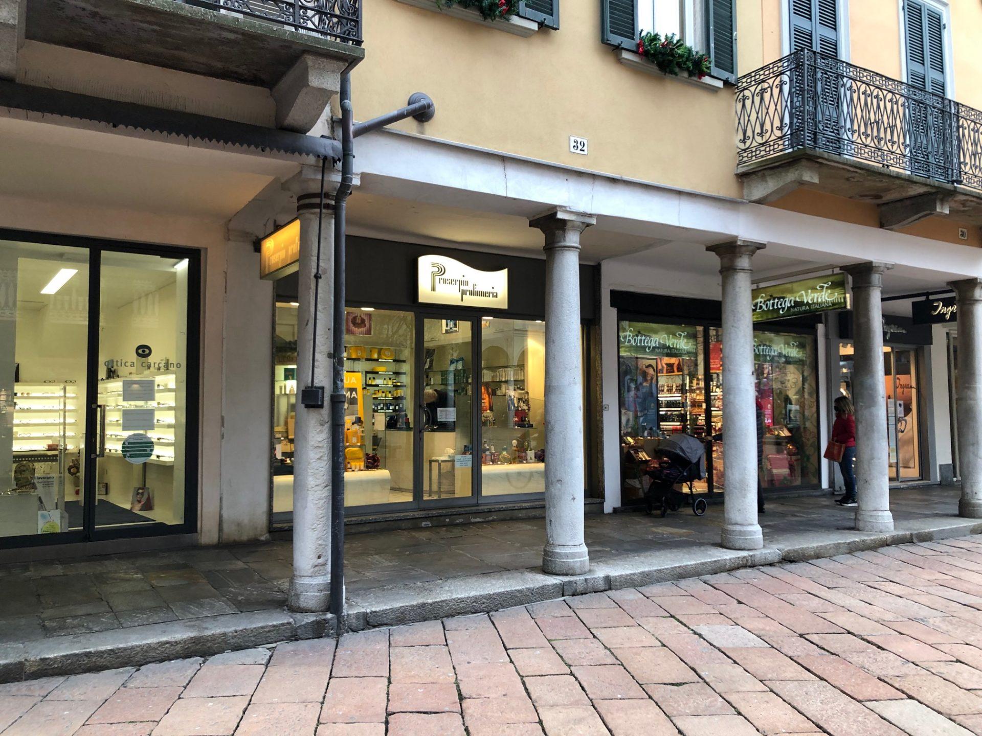 Varese, Corso Matteotti: centralissimo negozio in affitto