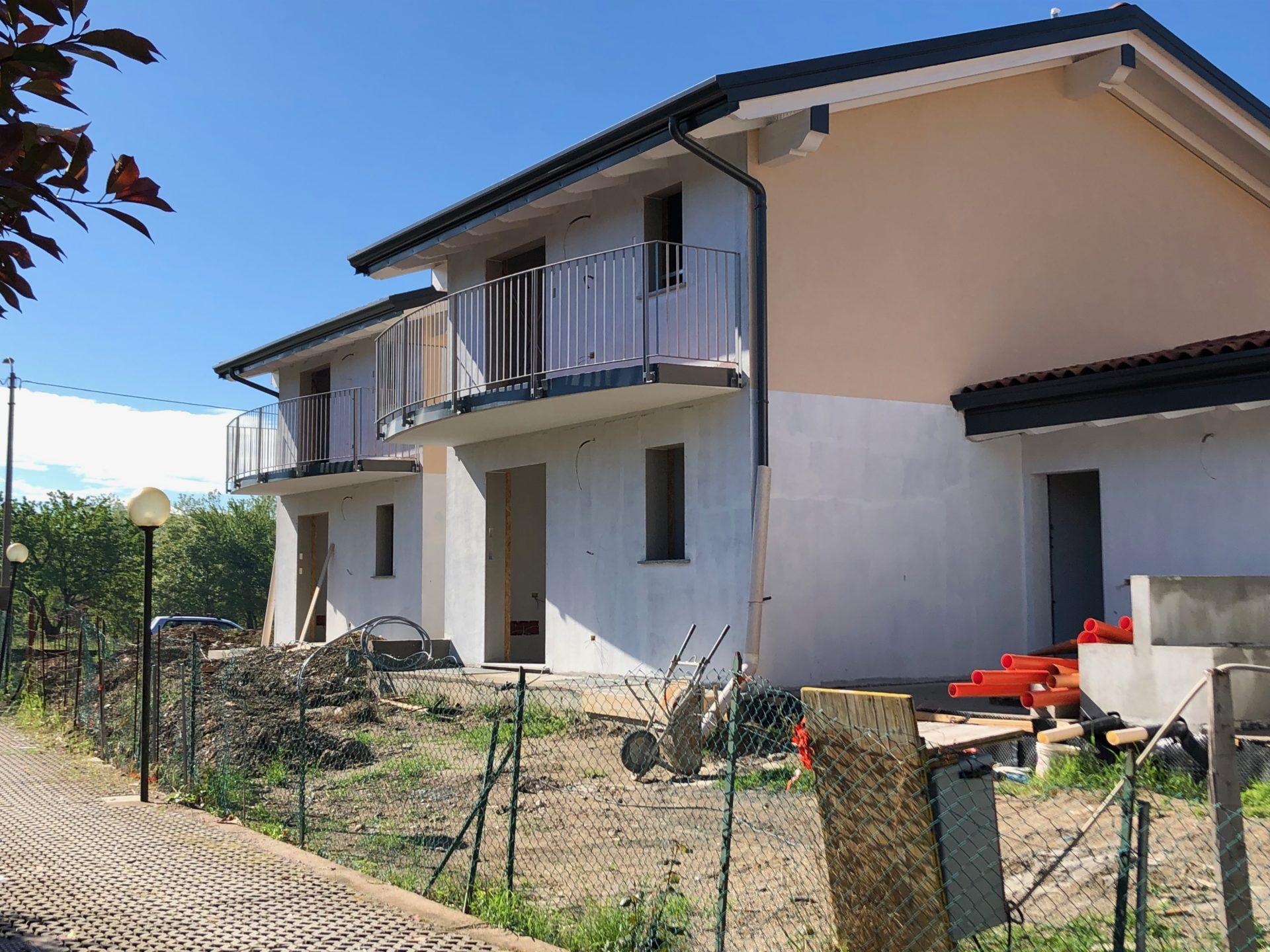 Varese, Masnago: ultima villetta a schiera in classe energetica A3